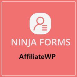 ninja forms AffiliateWP