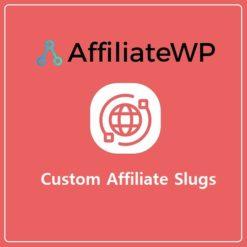 Custom Affiliate Slugs