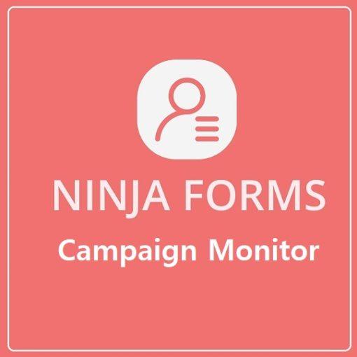Ninja Forms Campaign Monitor