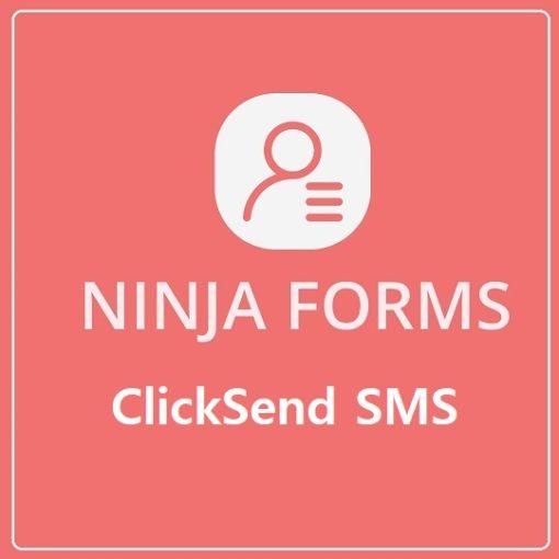 Ninja Forms ClickSend SMS