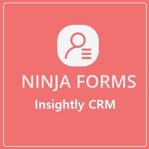 Ninja Forms Insightly CRM