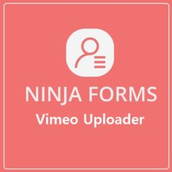 Ninja Forms Vimeo Uploader