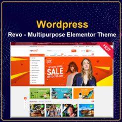 Revo - Multipurpose Elementor