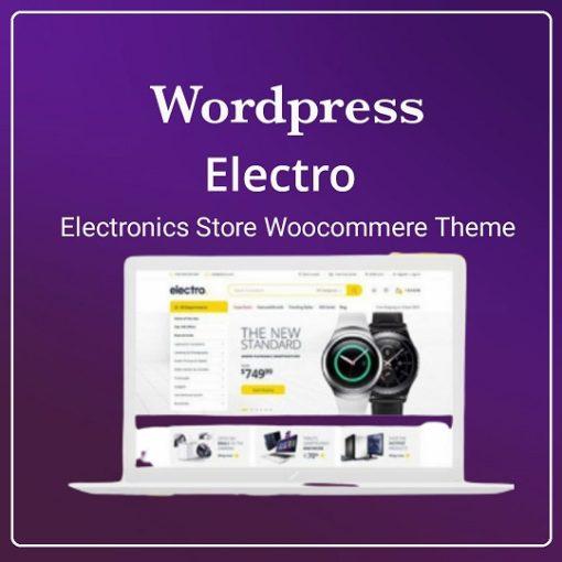 electro theme