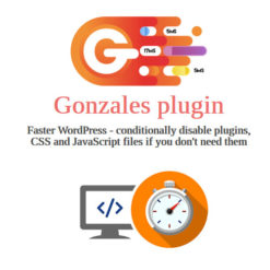 Gonzales WordPress Plugin