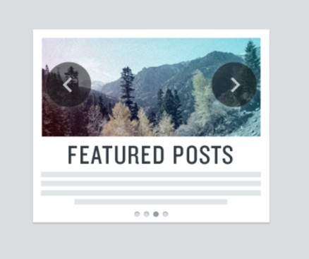 iThemes DisplayBuddy Featured Posts