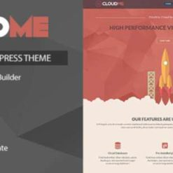 Cloudme Host - WordPress Hosting Theme