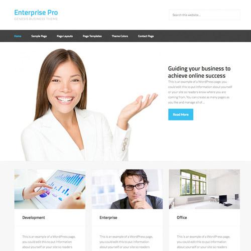 StudioPress Pretty Chic Pro Genesis WordPress Theme