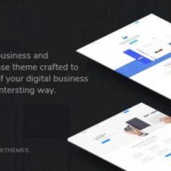 Obira - SaaS Business & App Showcase WordPress Theme