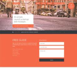StudioPress Kickstart Pro Genesis WordPress Theme