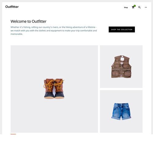 StudioPress Outfitter Pro Genesis WordPress Theme