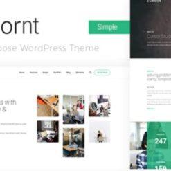 Startup Business Theme - Cursornt