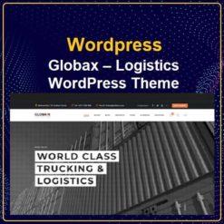 Globax – Logistics WordPress Theme
