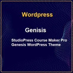 StudioPress Course Maker Pro Genesis WordPress Theme