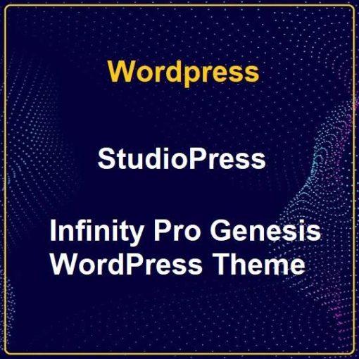 StudioPress Infinity Pro Genesis WordPress Theme