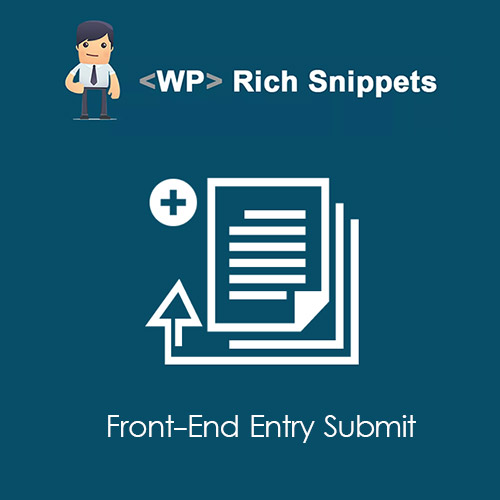 WP Rich Snippets Front-End Entry Submit