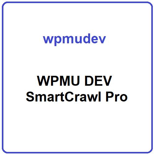 WPMU DEV SmartCrawl Pro