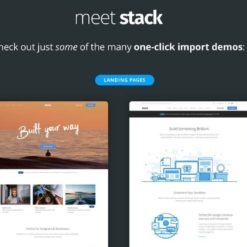 Stack - Multi-Purpose WordPress Theme