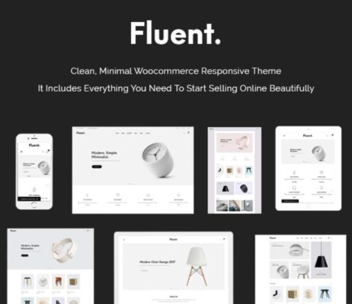 JMS Fluent - Creative Multi-Purpose WooCommerce Theme