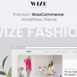 WizeStore - Multipurpose WooCommerce Shop