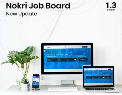 Nokri - Job Board WordPress Theme