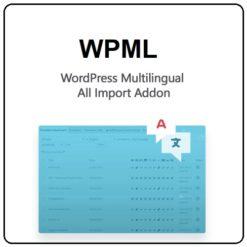 WordPress Multilingual All Import Addon