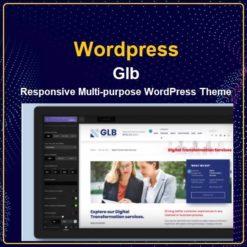 Glb - Responsive Multi-purpose WordPress Theme