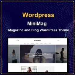 minimag Magazine and Blog WordPress Theme