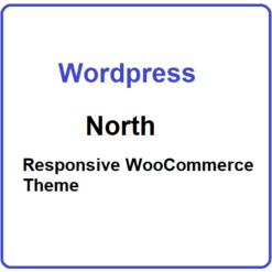 north Responsive WooCommerce Theme