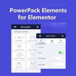 powerpack element for elementor