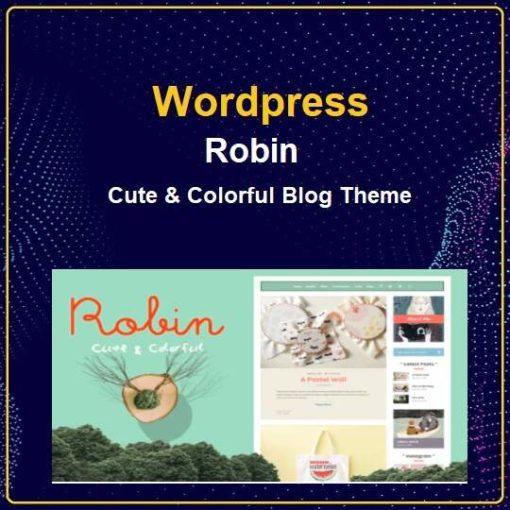 robin theme
