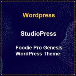 StudioPress Foodie Pro Genesis WordPress Theme