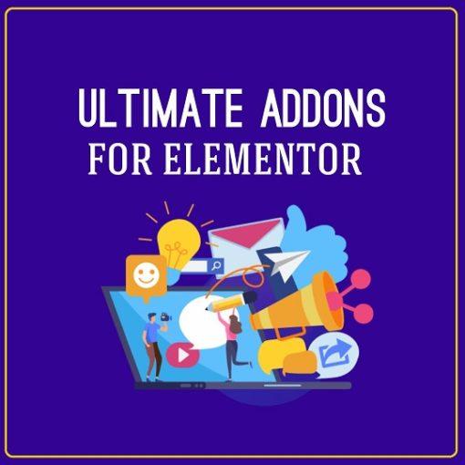 ultimate addon for elementor