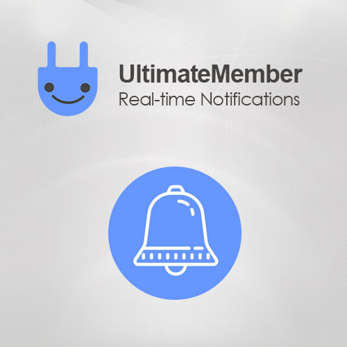 Ultimate Member Realtime Notifications Addon
