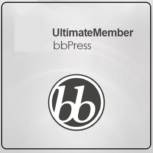 Ultimate Member bbPress 2.0.8