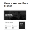 StudioPress Monochrome Pro Genesis WordPress Theme