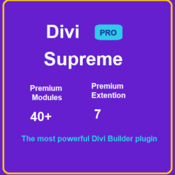 divi supreme pro 1