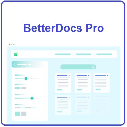 BetterDocs Pro