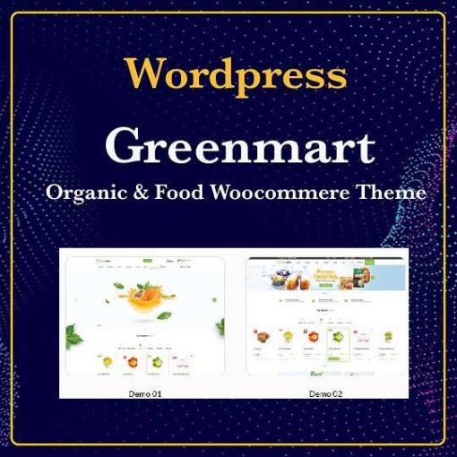 greenmart theme