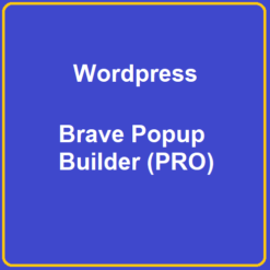 Brave Popup Builder (PRO)