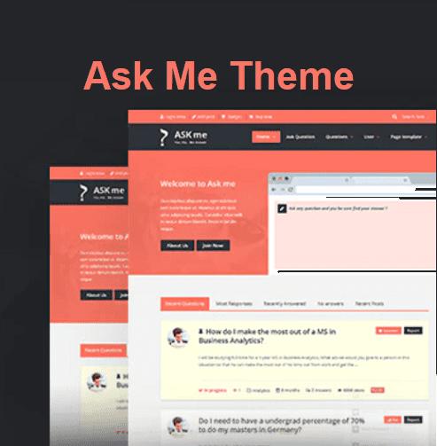 ask me theme