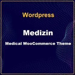 Medizin - Medical WooCommerce Theme